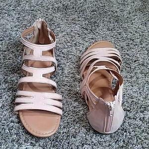 SO Flat Sandals